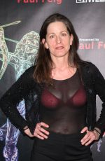 MELANIE WISE at Artemis Women in Action Festival in Beverly Hlls 04/26/2018