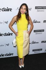 MELISSA BARRERA at Marie Claire Fresh Faces Party in Los Angeles 04/27/2018
