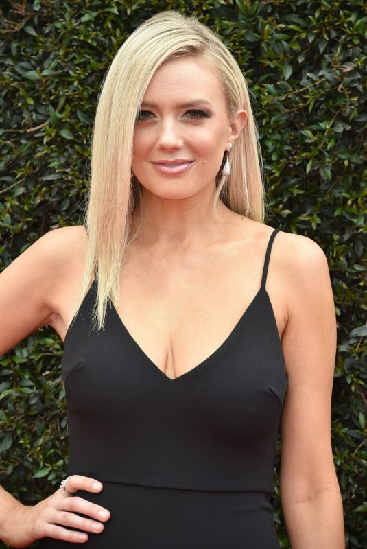 MELISSA ORDWAY at Daytime Emmy Awards 2018 in Los Angeles 04/29/2018