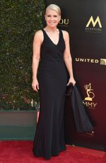 MELISSA REEVES at Daytime Emmy Awards 2018 in Los Angeles 04/29/2018