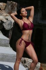MELISSA RISO in Bikini for 138 Water Photoshoot in Malibu 06/24/2018