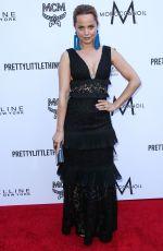 MENA SUVARI at Daily Front Row Fashion Awards in Los Angeles 04/08/2018