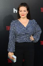 MEREDITH SALENGER at The Handmaid's Tale Season 2 Premiere in Hollywood 04/19/2018