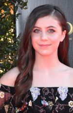 MIA SINCLAIR JENNESS at Daytime Creative Arts Emmy Awards in Los Angeles 04/27/2018