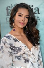 MICHELLE DE ANDRADE at My Perfect Family Screening in Miami 04/05/2018
