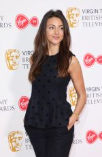 MICHELLE KEEGAN at British Academy Television Awards Nominations Press Conference in London 04/04/2018