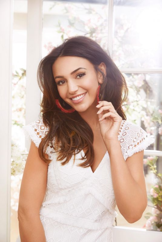 MICHELLE KEEGAN for very.co.uk, April 2018