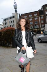 MICHELLE KEEGAN Out in London 04/24/2018