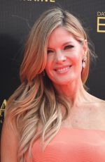 MICHELLE STAFFORD at Daytime Emmy Awards 2018 in Los Angeles 04/29/2018