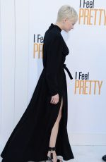MICHELLE WILLIAMS at I Feel Pretty Premiere in Los Angeles 04/17/2018