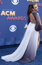 MICKIE JAMES at 2018 ACM Awards in Las Vegas 04/15/2018