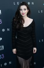 MIKEY MADISON at Legion Season 2 Premiere in Los Angeles 04/02/2018