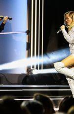 MILEY CYRUS at Elton John: I