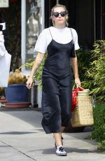 MILEY CYRUS Out Shopping in Studio City 04/16/2018