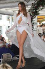 MILLIE MACKINTOSH at Virginia Macari Fashion Show in Marbella 04/25/2018