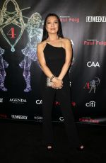 MING-NA WEN at Artemis Women in Action Festival in Beverly Hlls 04/26/2018