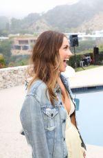 MINKA KELLY at Garrett Leight x Ulla Johnson Party in Beverly Hills 04/04/2018
