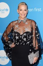 MOLLY SIMS at Unicef Ball in Los Angeles 04/14/2018