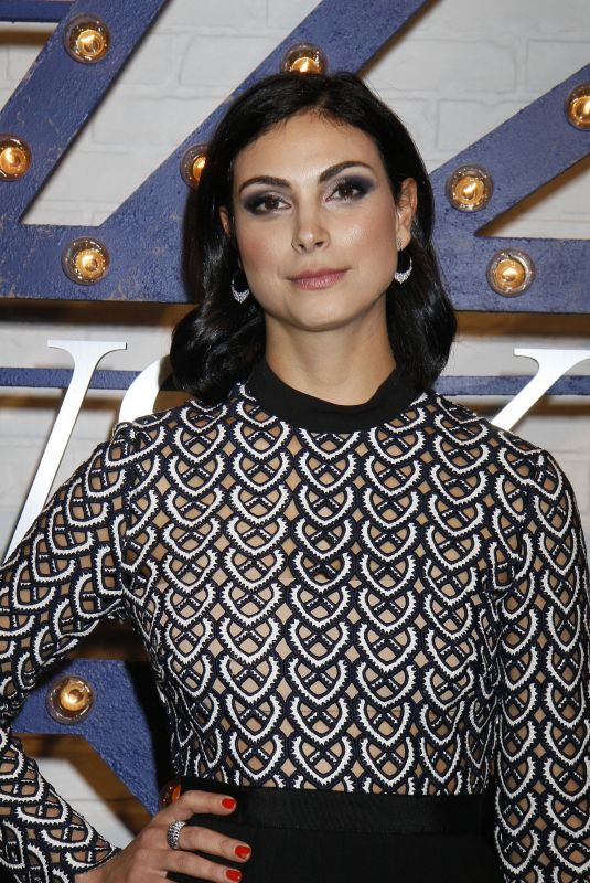 MORENA BACCARIN at Swarovski Times Square Store Party in New York 04/12/2018
