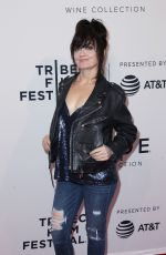 MORGANA SHAW at Little Woods Premiere at Tribeca Film Festival in New York 04/21/2018
