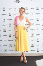NADIA FAIRFAX at Longines Records Club Luncheon in Gold Coast 04/10/2018