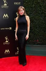 NANCY LEE GRAHN at Daytime Emmy Awards 2018 in Los Angeles 04/29/2018