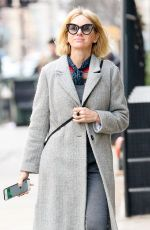 NAOMI WATTS Out in New York 04/12/2018