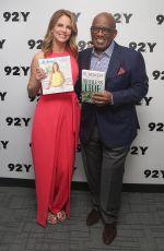 NATALIA MORALES at 92Y Presents Matalie Morales and Al Roker in New York 04/16/2018