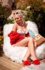 NATALIE ALYN LIND at Festival Kick-off Brunch by Ugg at Coachella Festival 04/13/2018