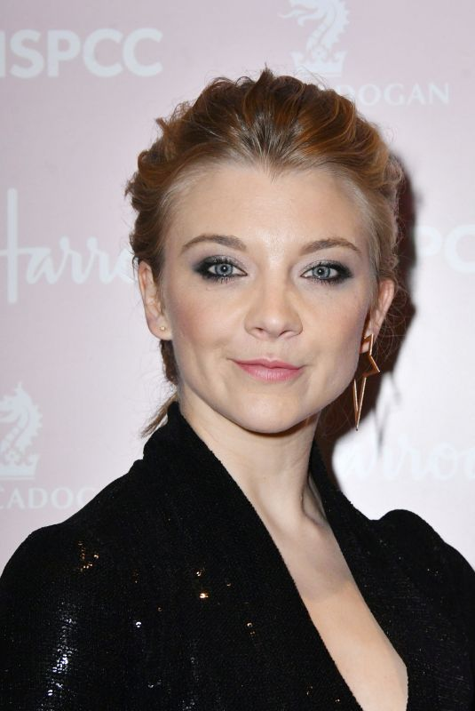 NATALIE DORMER at Fashion Re-told Pop-up Launch Party in London 04/12/2018