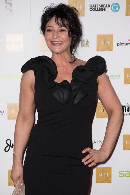 NATALIE J ROBB at 1st Newcastle International Film Festival 04/01/2018