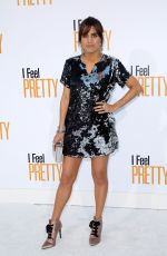NATALIE MORALES at I Feel Pretty Premiere in Los Angeles 04/17/2018
