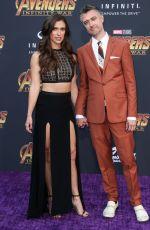 NATASHA HALEVI at Avengers: Infinity War Premiere in Los Angeles 04/23/2018