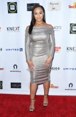 NIA SIOUX at 2018 Daytime Emmy Awards Nominee Reception in Hollywood 04/25/2018
