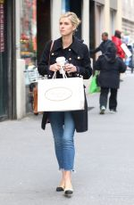 NICKY HILTON Out Shopping in New York 04/10/2018