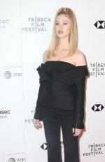 NICOLA PELTZ at Back Roads Premiere at Tribeca Film Festival in New York 04/20/2018