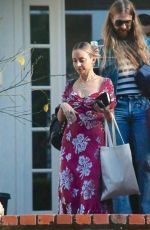 NICOLE RICHIE Out and About in Beverly Hills 04/08/2018