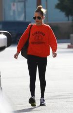 NICOLE RICHIE Out and About in Studio City 04/20/2018