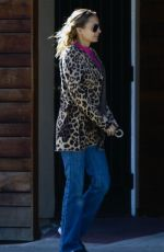 NICOLE RICHIE Out in Studio City 04/12/2018