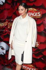 NICOLE SCHERZINGER at Love Never Dies Opening Night in Los Angeles 04/05/208