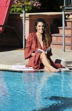 NIKKI REED at Fairmont Grand Del Mar Hotel in San Diego 04/01/2018