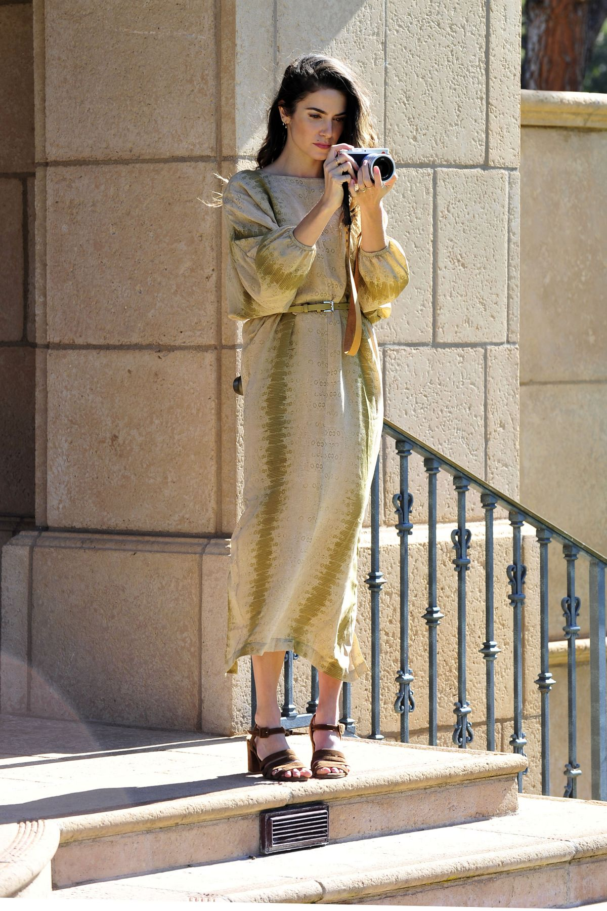 NIKKI REED at Fairmont Grand Del Mar Hotel in San Diego 04/01/2018 - HawtCelebs