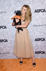 NINA AGDAL at 2018 Aspca Bergh Ball in New York 04/19/2018