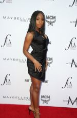 NORMANI KORDEI at Daily Front Row Fashion Awards in Los Angeles 04/08/2018