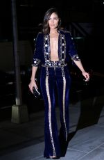 OLIVIA CULPO Arrives at Gigi's Birthday Party in New York 04/23/2018