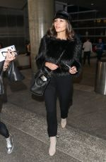OLIVIA CULPO at LAX Airport in Los Angeles 04/11/2018
