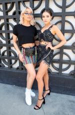 OLIVIA CULPO at Revolve x Nicole Richie House of Harlow x Urban Decay Lunch in Palm Springs 04/13/2018