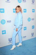 OLIVIA HOLT at WE Day California in Los Angeles 04/19/2018