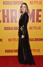 OLIVIA WILDE at Kodachrome Premiere in Los Angeles 04/18/2018