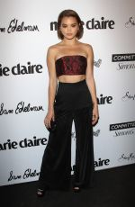 PARIS BERELC at Marie Claire Fresh Faces Party in Los Angeles 04/27/2018